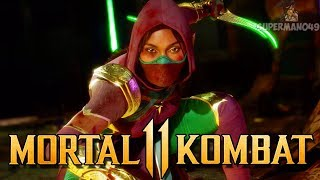 "THIS JADE SPECIAL IS AMAZING! - Mortal Kombat 11 Online Beta: ""Jade"" Gameplay"