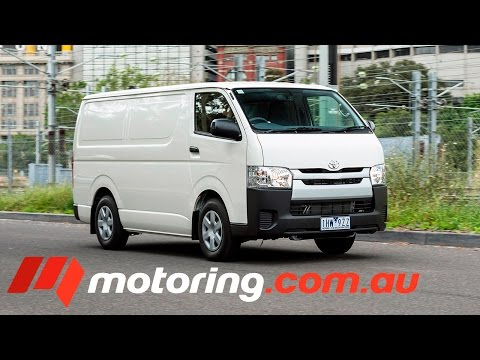 Toyota HiAce Review