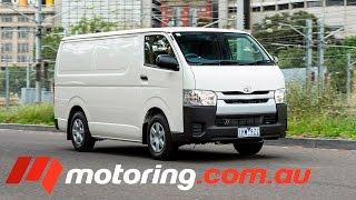 Video Toyota HiAce Review download MP3, 3GP, MP4, WEBM, AVI, FLV Juli 2018