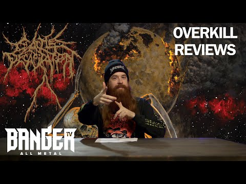CATTLE DECAPITATION - Death Atlas Album Review | Overkill Reviews