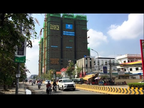 Phnom Penh Cambodia 2017 - Skyline City Cambodia | How to Travel Cambodia and Visit Cambodia 2017
