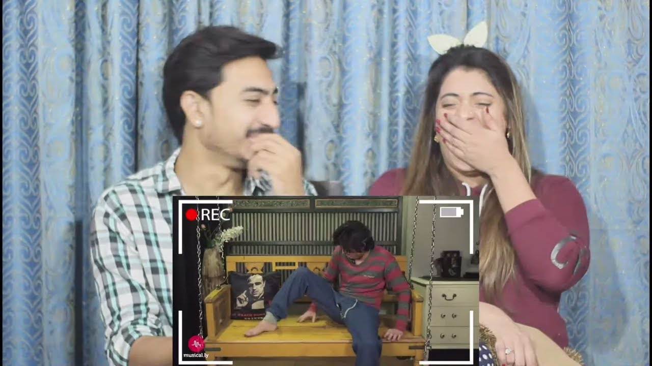 Pak Reaction To   Success Story Of A Cringe Pop Artist   Carryminati