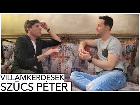 SZŰCS PÉTER - Instyle volt főszerkesztője, PetersPlanet.travel || VILLAMKÉRDÉSEK⚡️ || SZÁNTÓ PÉTER