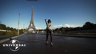 Jerry Di - Verano en Paris (VIDEO OFICIAL)
