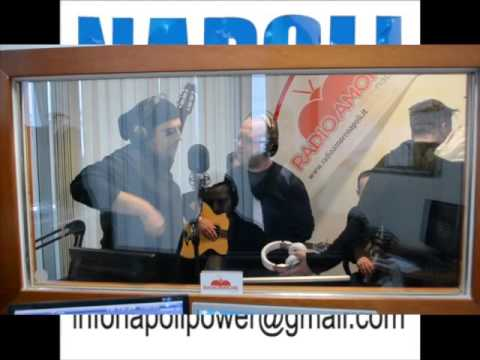 Intervista Radio Amore Napoli Power