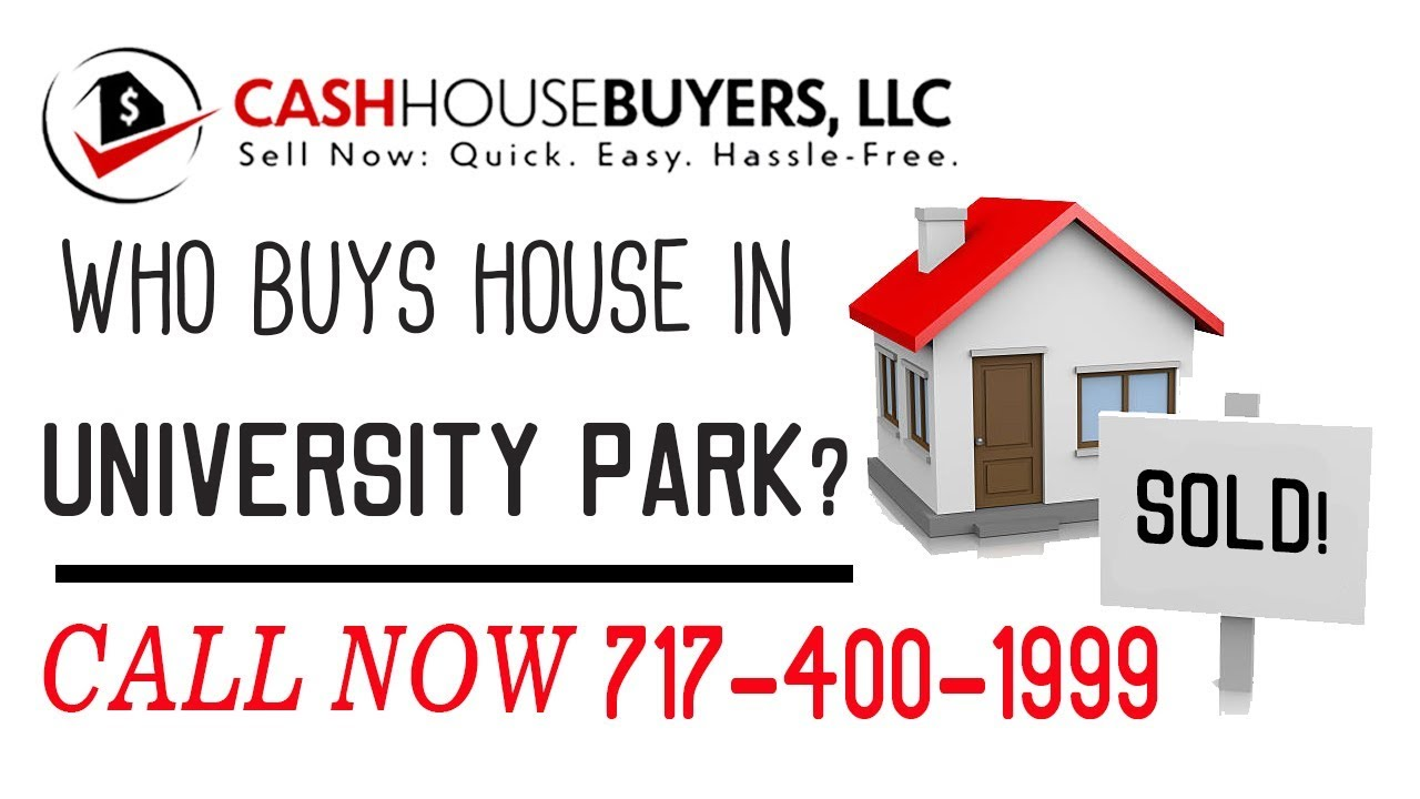 Who Buys Houses University Park MD   Call 7174001999   We Buy Houses Company University Park MD