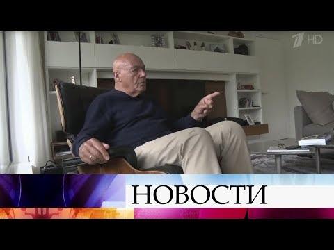 """Скандальный сайт """"Миротворец"""" внес в свою базу известного российского журналиста Владимира Познера."""