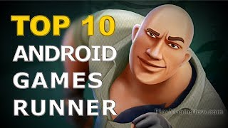 Top 10 Best Running Games for Android (2020)