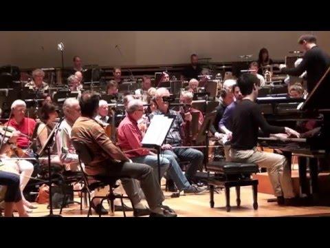 Bartok piano concerto N°2 par Kotaro Fukuma