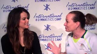 IGC TV: Australian National Team Coach, Peggy Liddick!