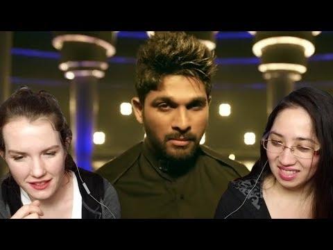 Seeti Maar Full Video Song | DJ Video Songs | Allu Arjun | Pooja Hegde Reaction Video