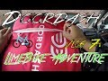 Doordash Vlog #7: The Limebike Adventure [Review of bike delivery] (2018)