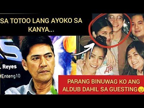 [BREAKING] VIC SOTTO, Ayaw pala dapat i-guest ang boyfriend ni MAINE MENDOZA na si ARJO ATAYDE?!!!