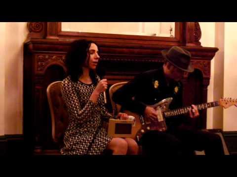 PJ Harvey and John Parish: Black Hearted Love