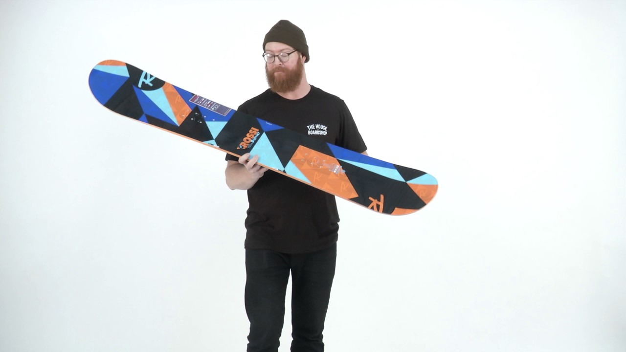 02139f02299 Rossignol District Amptek Snowboard - Review - The-House.com - YouTube