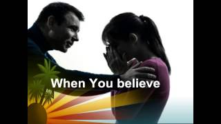 When you believe (Remix) by Sunday Jolayemi