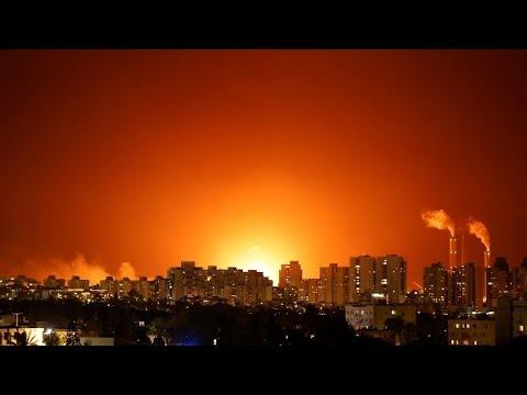 النزاع الإسرائيلي - الفلسطيني: جلسة طارئة في مجلس الأمن والجنائية الدولية قلقة من -جرائم حرب- محتملة  - 11:59-2021 / 5 / 12
