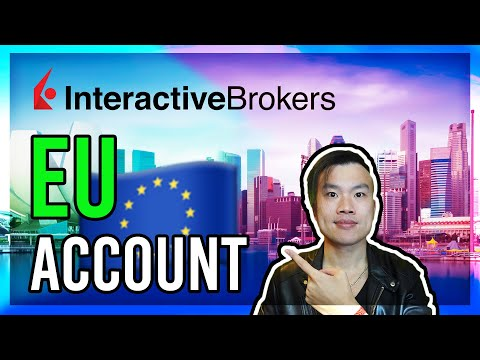 How To OPEN INTERACTIVE BROKERS Europe Investment Account