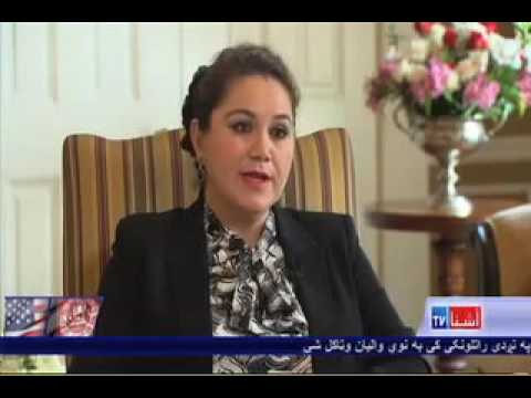 Afghan Foreign Minister Rabbani on US Trip   VOA Ashna