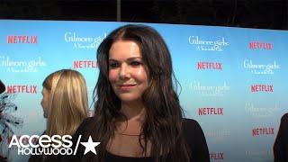 'Gilmore Girls: A Year In The Life': Lauren Graham On Luke & Lorelai