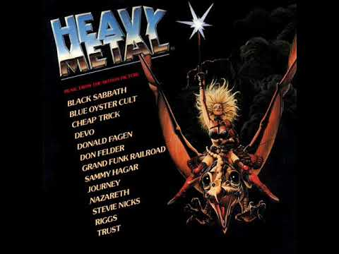Heavy Metal 1981 Soundtrack Full Album Hq Youtube