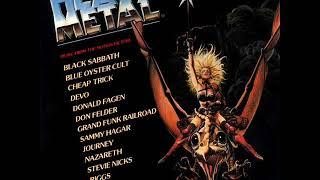 Baixar Heavy Metal 1981 Soundtrack (FULL ALBUM) HQ