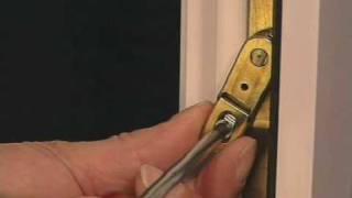 Okna a balkónové dveře - zvedací pojistka