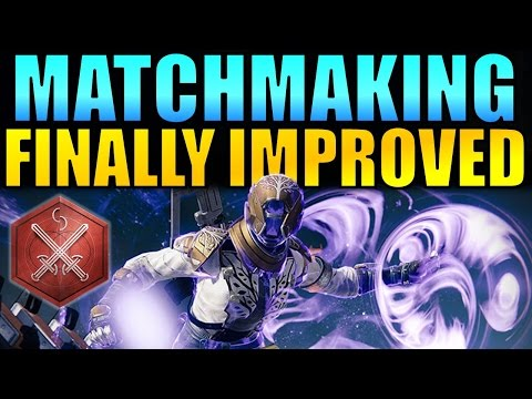 how to matchmaking in destiny