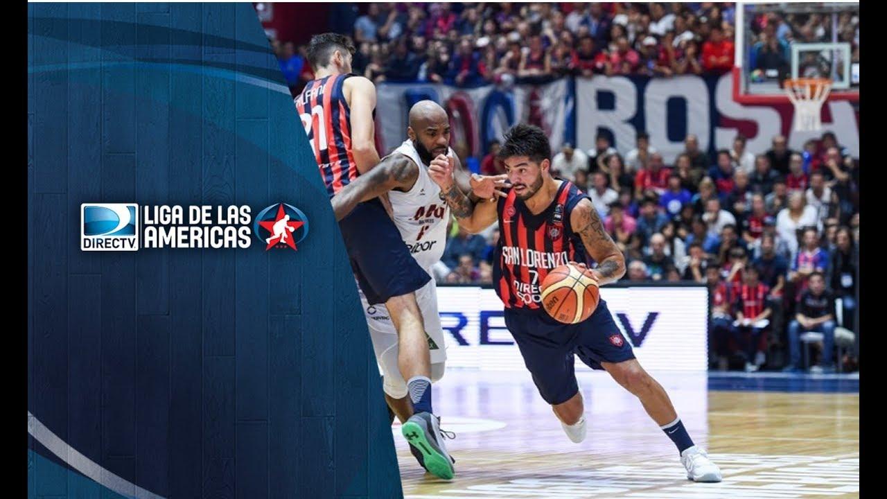 San Lorenzo de Almagro vs. Mogi Das Cruzes