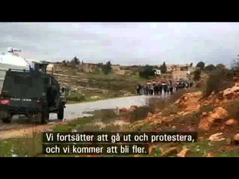Svensk statstelevision slår ett slag för gandhismen