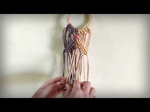 Macrame wall hanging, Make your own macrame wall hanging