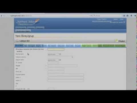 Nightingale notları Omaha Sistemi eğitim videosu 1
