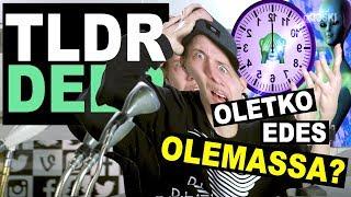 Simulaatioteoria ft. Esko Valtaoja - TLDRDEEP