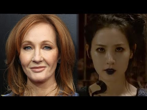 JK Rowling DEFENDS Casting Claudia Kim as 'Nagini' in Fantastic Beasts Mp3