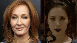 Download Video JK Rowling DEFENDS Casting Claudia Kim as 'Nagini' in Fantastic Beasts MP3 3GP MP4
