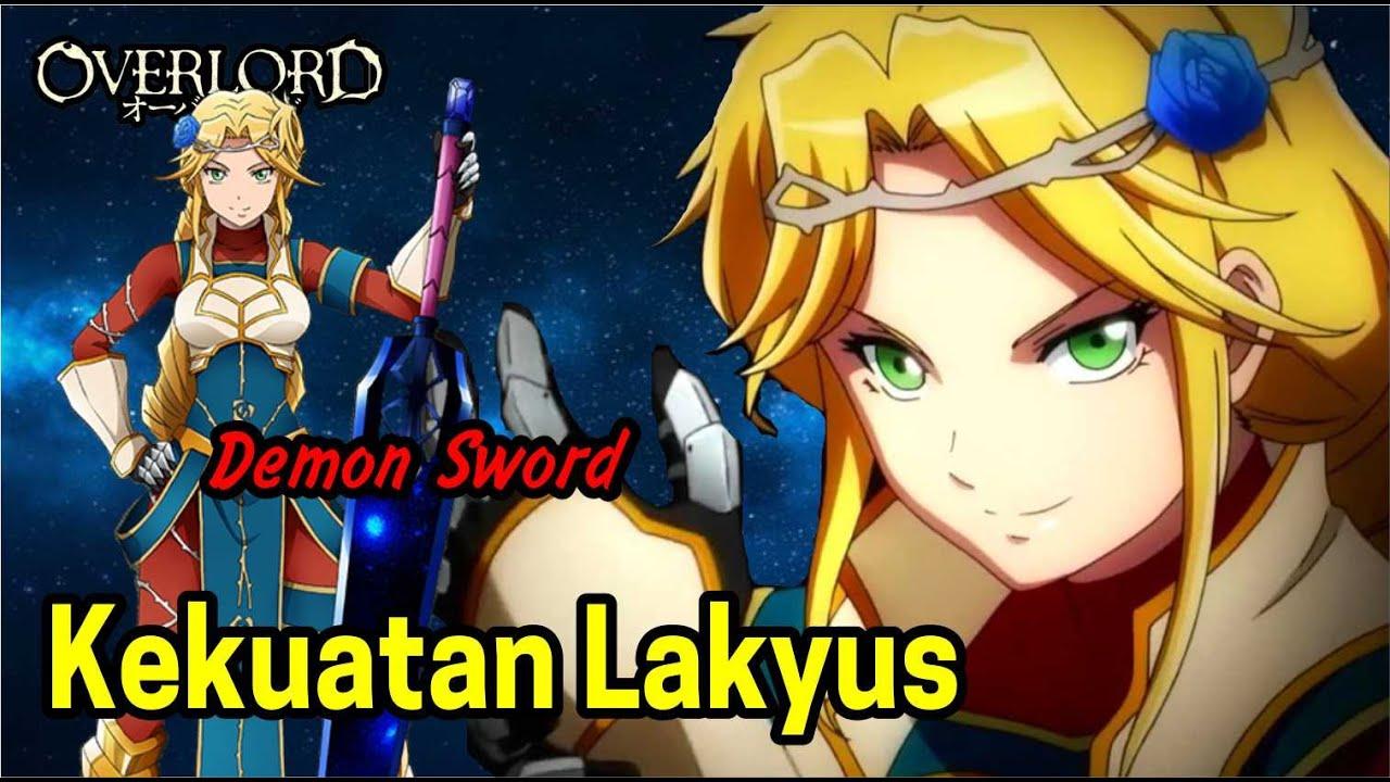 Lakyus - Ketua Blue Rose & Pedang Kegelapan #CharacterOverlord