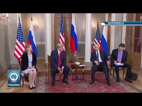 20 July 2018 - The CEC Report – WARNING! Putin-Trump raise danger of peace / Russian Meddling, MH17