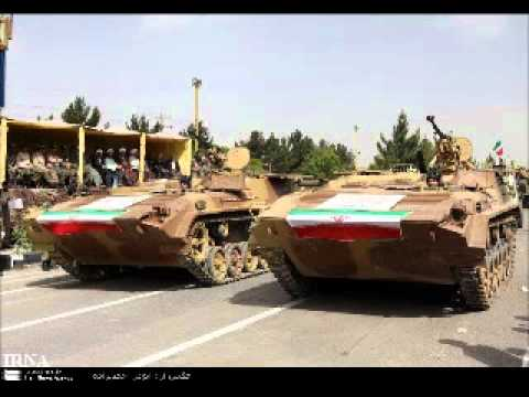 IRAN THE MILITARY POWER OF MIDDLE EAST