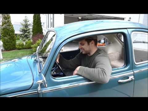 1966 VW Beetle - Inaugural Drive Around The Block