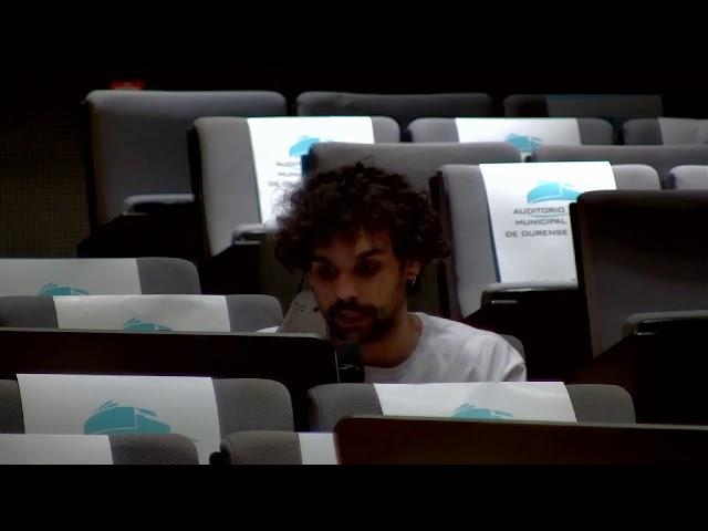 Pleno ordinario Concello Ourense 7-5-21