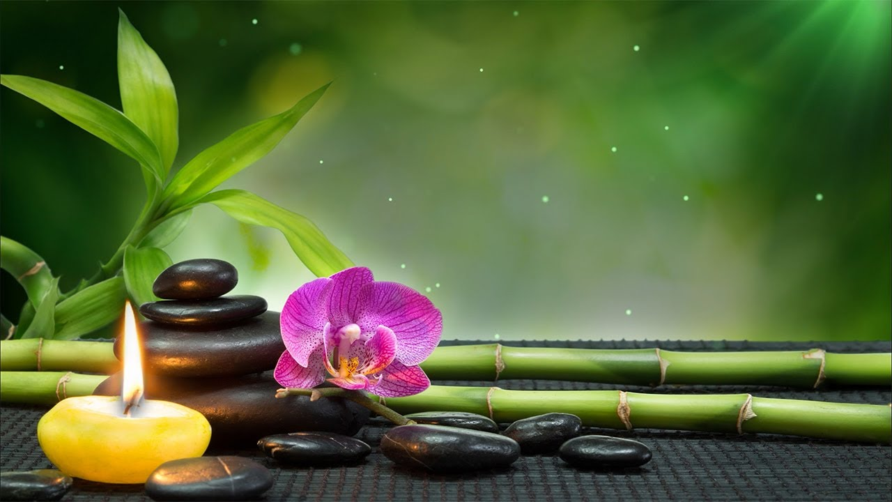 Calm Your Mind, Release Negative Energy, Beautiful Relaxing Music, Meditation Music, Spa, Sleep