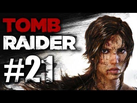 Tomb Raider (2013) - Gameplay Walkthrough Part 21 - Point of No Return (XBOX 360/PS3/PC)