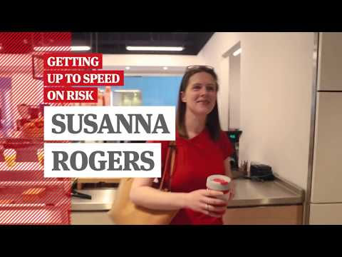 Susanna Rogers | Getting up to Speed on Risk