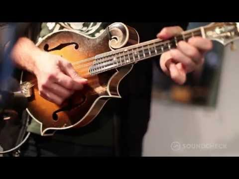 Yonder Mountain String Band: 'New Deal Train,' Live On Soundcheck