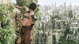 在末日后的世界,那些幸存者经过几代的繁衍,已经退回到了原始部落的组...