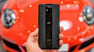 Huawei Mate 20 RS Porsche Design Unboxing!