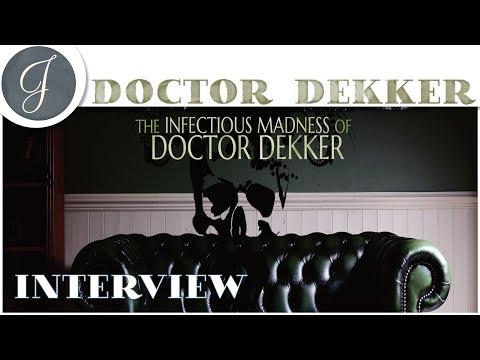 Doctor Dekker Interview ▶The Jessa Channel talks with Tim Cowles, Aislinn De'Ath and John Guilor◀