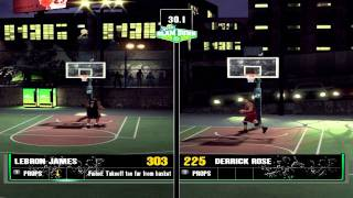 NBA 2K11 Slam Dunk Contest Gameplay (PC HD)