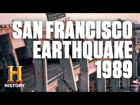 The 1989 San Francisco Earthquake | History