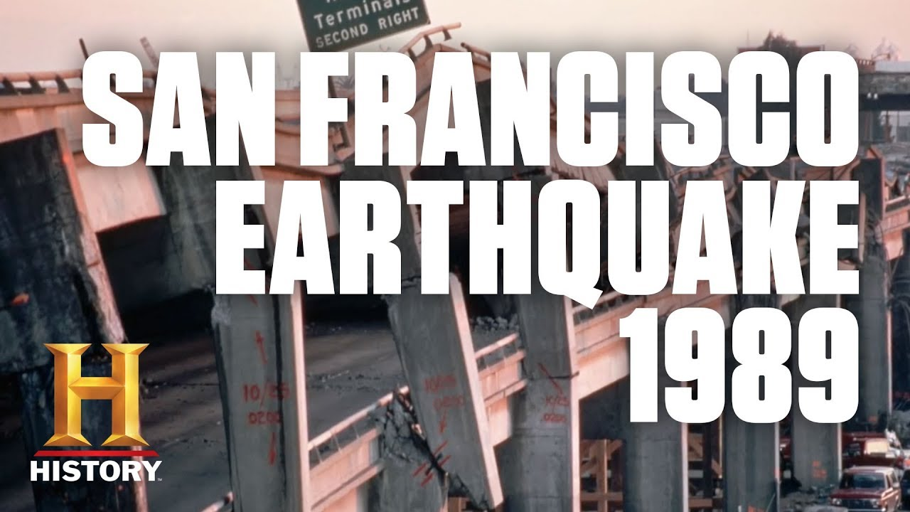 the 1989 san francisco earthquake history